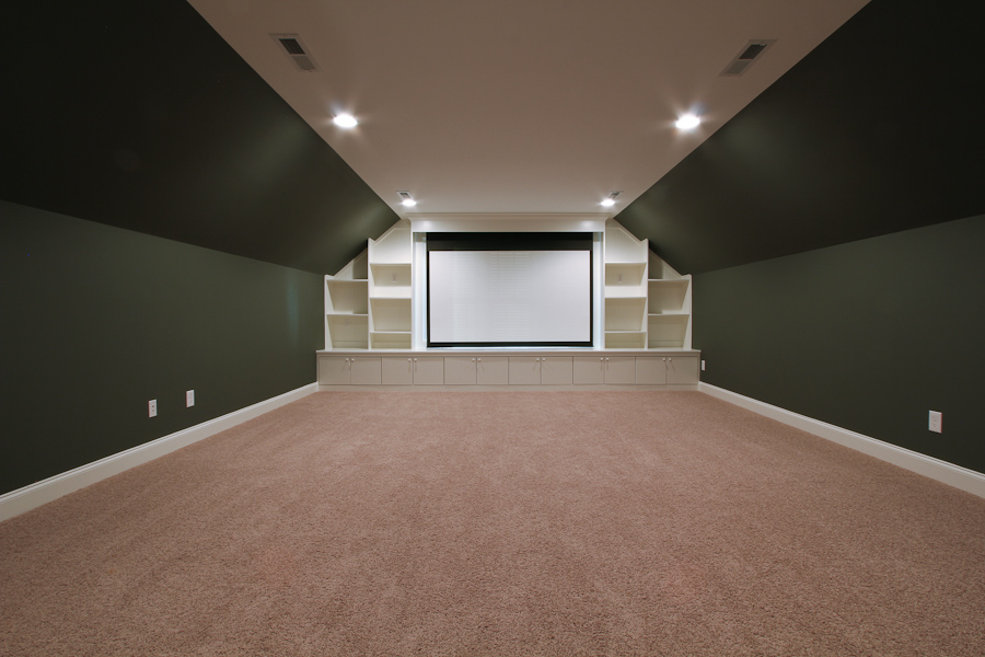 Bonus Room Home Theater Fred Smith Properties Real